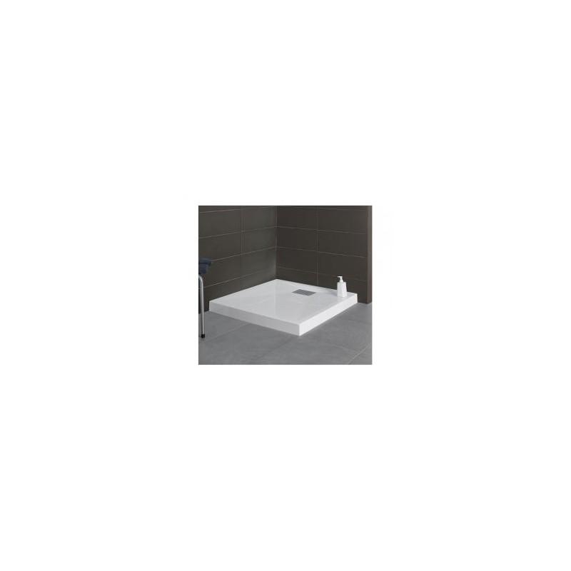 receveur 100x100 kinecompact progibat. Black Bedroom Furniture Sets. Home Design Ideas