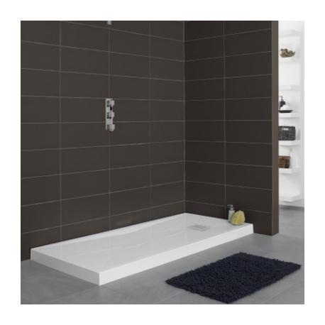receveur 120x80 kinecompact progibat. Black Bedroom Furniture Sets. Home Design Ideas