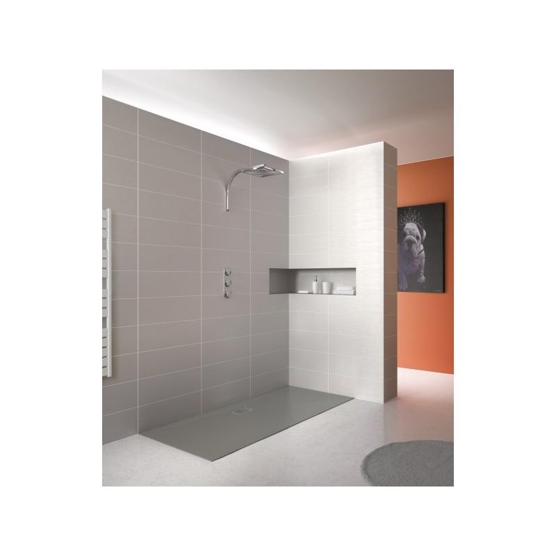 receveur 100x70 kinesurf progibat. Black Bedroom Furniture Sets. Home Design Ideas
