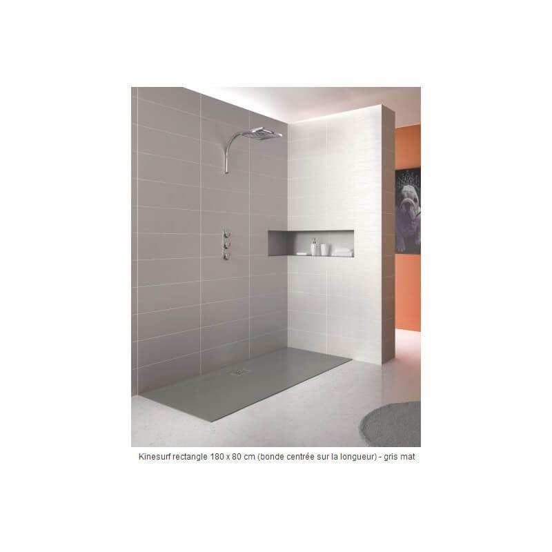 receveur 140x70 kinesurf progibat. Black Bedroom Furniture Sets. Home Design Ideas