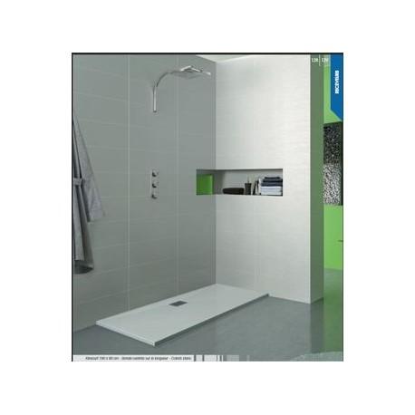 receveur 170x70 kinesurf progibat. Black Bedroom Furniture Sets. Home Design Ideas