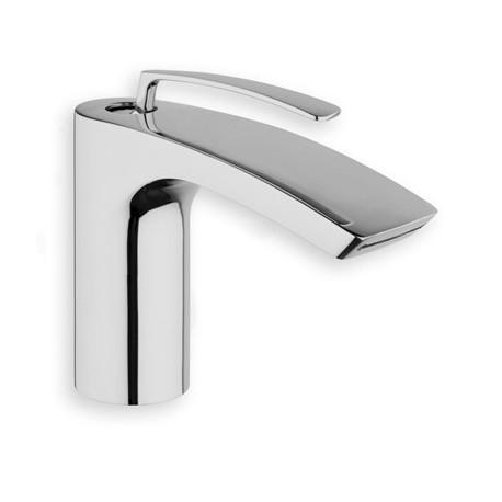 Mitigeur lavabo monotrou BOLLICINE Chromé