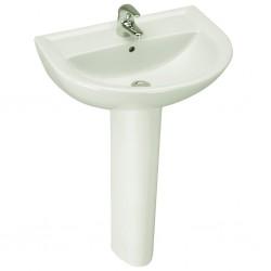 Lavabo 50x43 blanc ODYSSEE