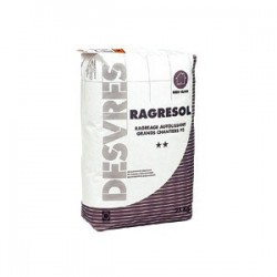 Sac ragréage RAGRESOL P3 25 kg