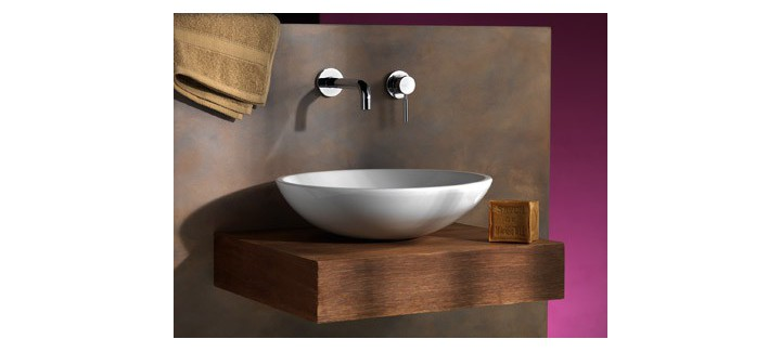 robinet mural arles lavabos muraux arles salle de bain arles progibat. Black Bedroom Furniture Sets. Home Design Ideas